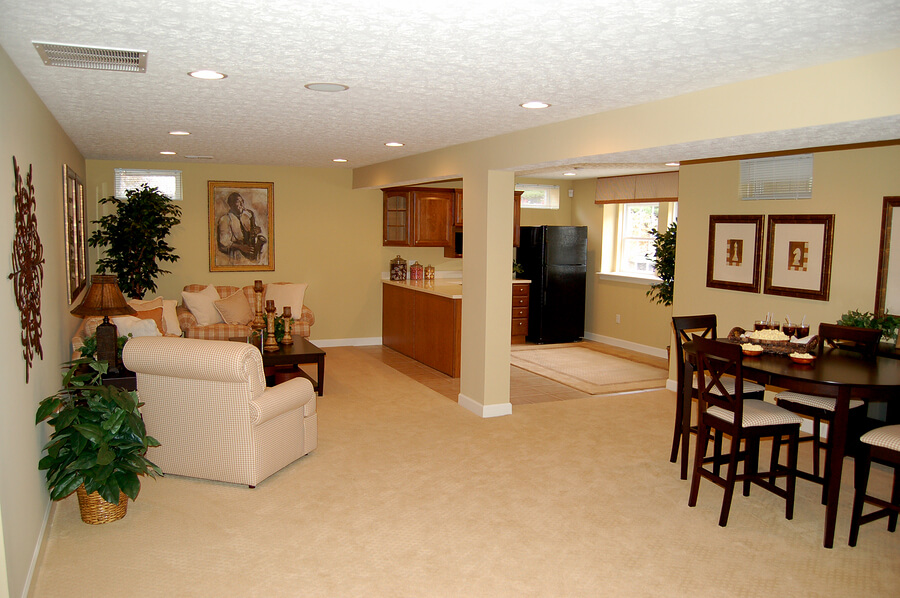 Luxury Bauder Basement Systems